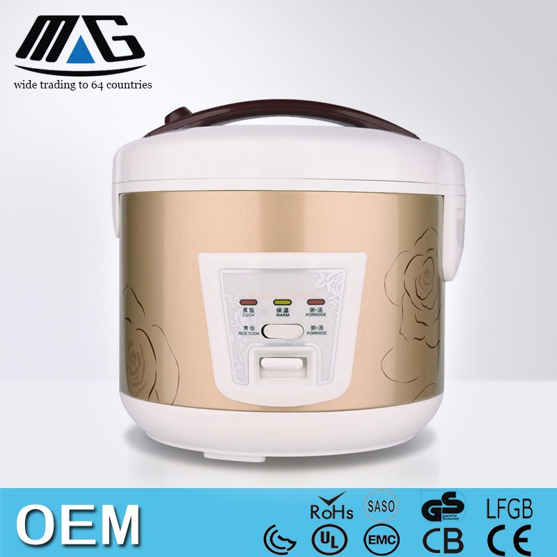wholesale commercial stainless steel inner pot mini national electric rice cooker