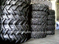 Tractor tiller tire 500-12 for farm machinery, truck trailer spare parts