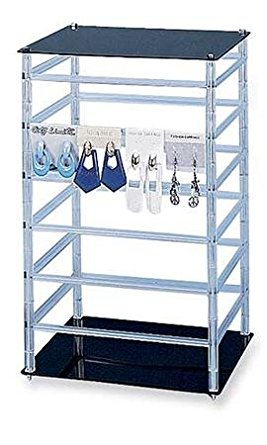 Rotating Carded Jewelry Displays - STOR-55216