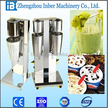 home blizzard machineice cream shaker milkshake machine - Milkshake Machine