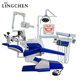 Chinese Supply durable comfortable dental chair brands,confident dental chair price list