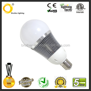 lighting glass globes of 30w led high bay light bulb