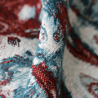 Fashionable Imitated chenille fabric/ sofa fabric/100% polyester sofa fabric