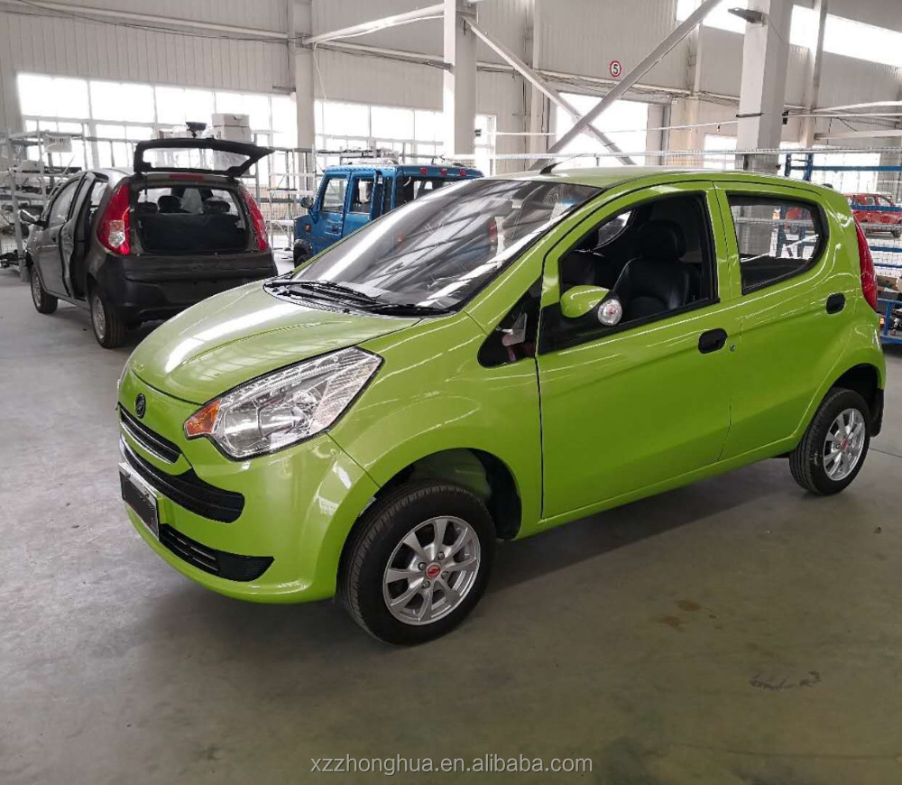 4 wheel 4 seat RHD right hand drive cheap chinese EEC electric automobile electric Car
