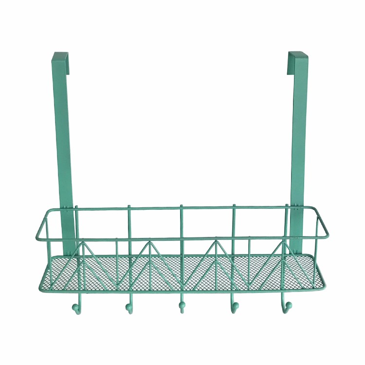 Metal Wire Bathroom Accessories Shower Caddy Towel Rack Shelf And ...