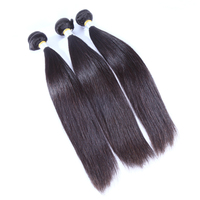 Hot selling cheap real mink 100% brazilianWholesale distributors weaves bundles peruvian and brazilian human black hair products