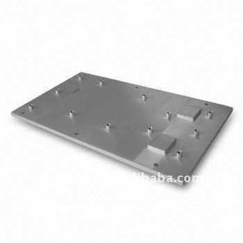 aluminium profile with anodizing and CNC machining