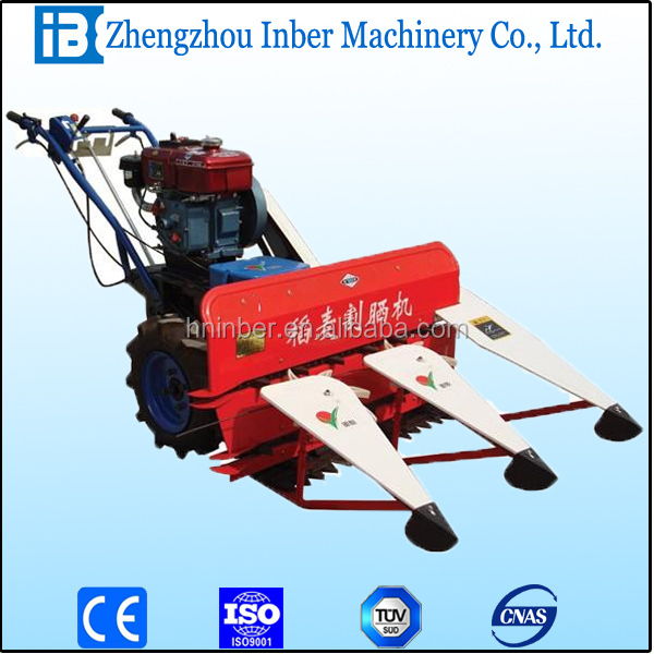 Bcs Tractor Mounted Rice Wheat Reaper Binder Machine Price
