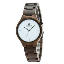 China supplier cheap wooden watch 2018 hot popular custom brand wood watches minimalist style