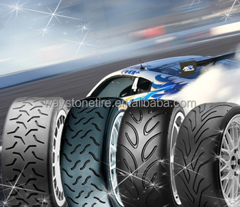 Ventus Z209 Advan A048 Racing Car Tyres Drifting Tires Semi Slick