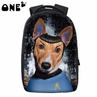 17eb268027 FOR U DESIGN 3D Animal Dog Panda Bag 3D Bag Animal Backpack