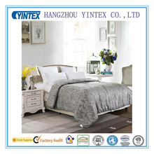 China Supplier 100% Cotton Printed Soft Bed Cover