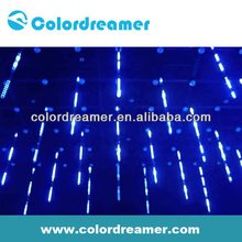 Outdoor Holiday Led Christmas Meteor rgb pixel dmx led tube