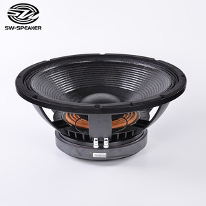 8 ohm Rcf style 15 inch woofer speaker driver 15TBX100