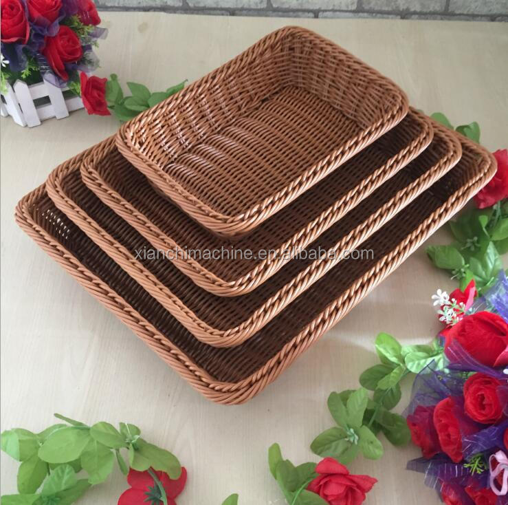 rattan willow car tray for storage watch/phone/foodor the other things