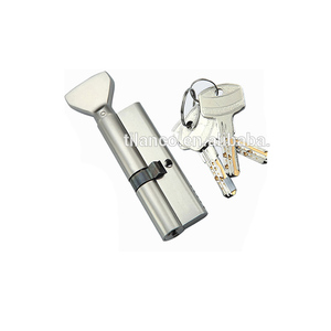 High Security solid brass Euro profile lock cylinder,cylinder lock