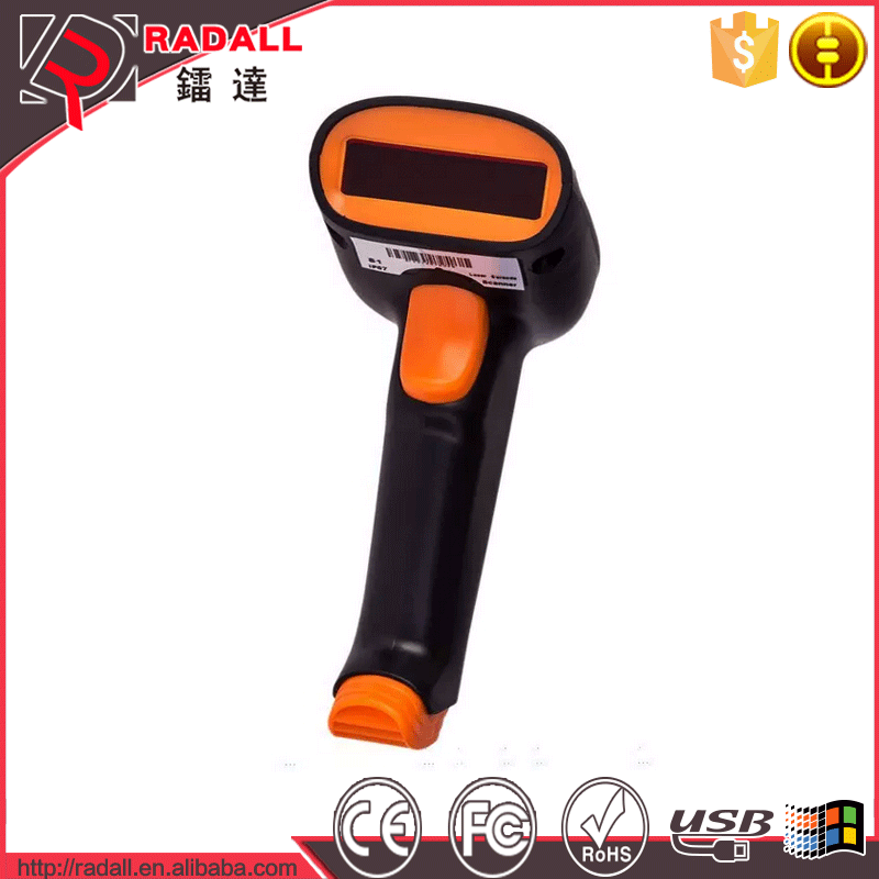 Trade Assurance! RD-S3H support bar codes in computer/PC best price CCD barcode machine scanner with high resolution