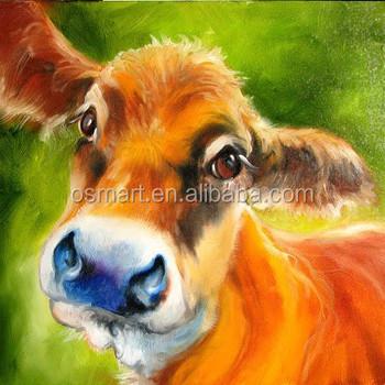 Famoso Artista Dipinto A Mano Di Alta Qualità Di Stile Moderno ...