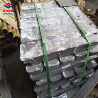 Refined LME Pure Metal Lead Ingots 99.99% For Counterweight