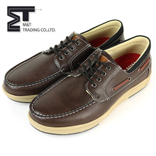 Comfortable Italian Style Outdoor Casual Deck Boat Men Shoes