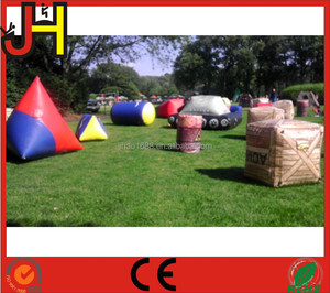 New Inflatable Bunkers Paintball for Rental