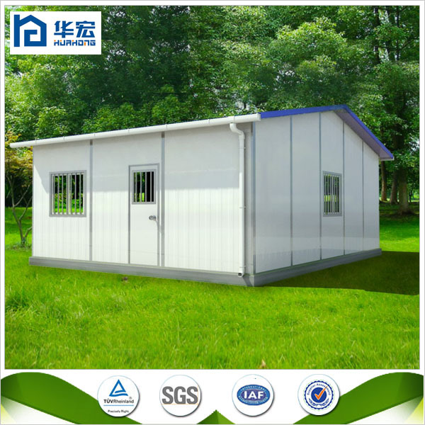Strong Structure Durable Prefabricated Architecture Design Houses ...