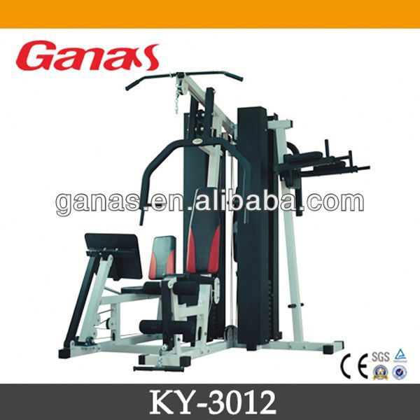 multi gym equipment 5 multi jungle machine/multi gym station