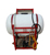 Farmate knapsack sprayer self propelled boom sprayer/tires farm tractor