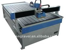 China high quality small advertising cnc router for aluminium