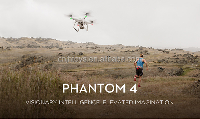 DJI Popular RC Drone 4K Camera Obstacle Avoidance With GPS & Follow Me DJI Phantom 4
