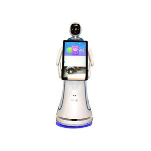 artificial smart home robot and human intelligent robot for hotel