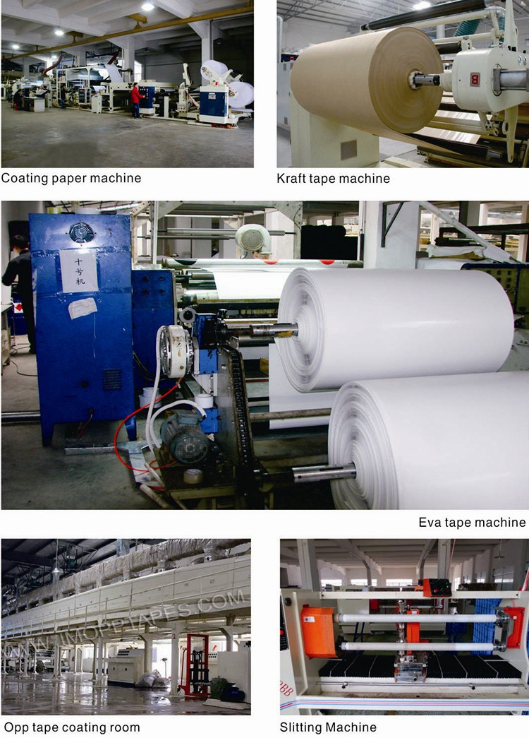 Competitive Price Custom Size Roll Jumbo Bopp Tapes In Stock
