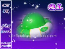 2012 {Qi Ling} child summer inflatable rockit for fun