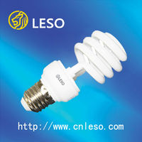 OEM new today 2016 CFL T2 15W Half spiral LOW price all size