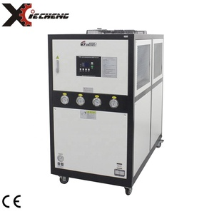 10hp Freeze Water Cooler Machine Small Water Cooling Chiller Unit Price Air Cooled Chiller Industrial Chiller