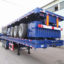 Nhà cung cấp trung quốc Tongya side loader cargo truck <span class=keywords><strong>trailer</strong></span>