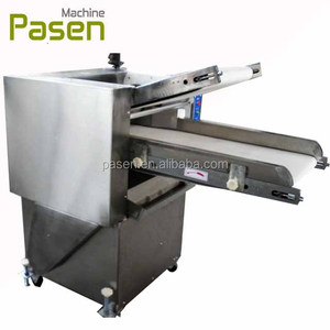 Electric dough roller machine / pita bread dough roller