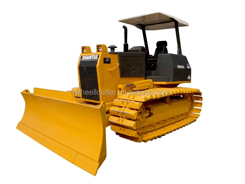 Shantui 80hp 7.9t  SD08-3 Crawler Bulldozer for sale
