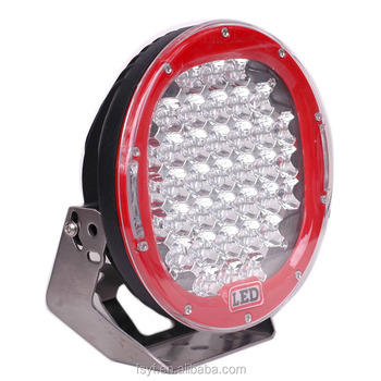 Promotion!! 9inch 185W Round Led Driving light Spot/Flood Work Light 4WD Off(CH035)