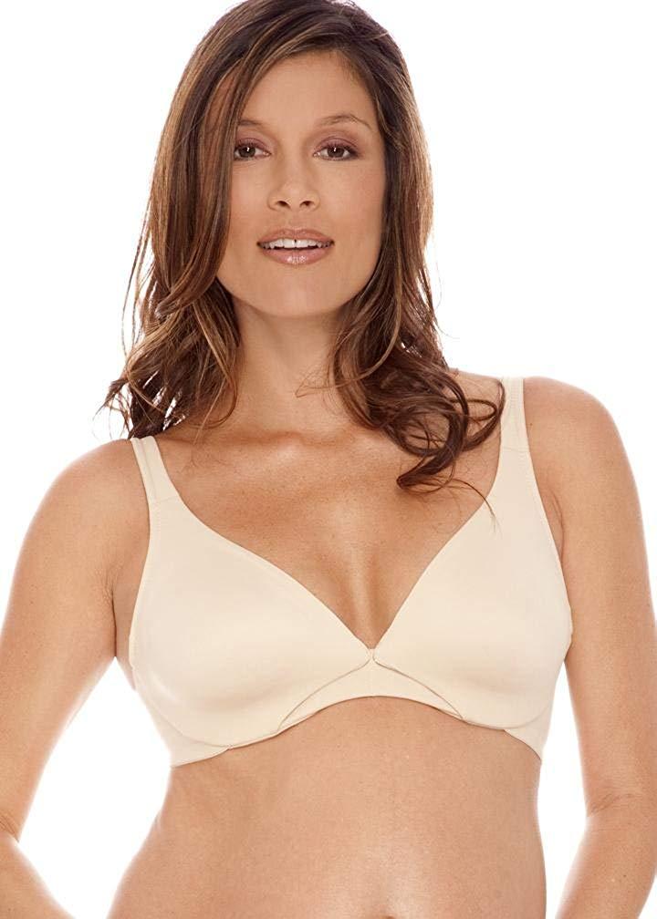 62094d27925 Get Quotations · Lamaze Soft Cup Underwire Front Snap Nursing Bra