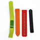 20/23/25mm Practical Heat Resistance Silicone Rubber Watch Strap