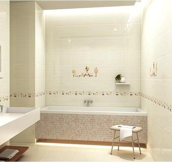 300x600mm Decorative Ceramic Bathroom Wall Tile Home Depot - Buy Decorative  Wall Tile,Wall Tile,Cheap Ceramic Tile Product on Alibaba com