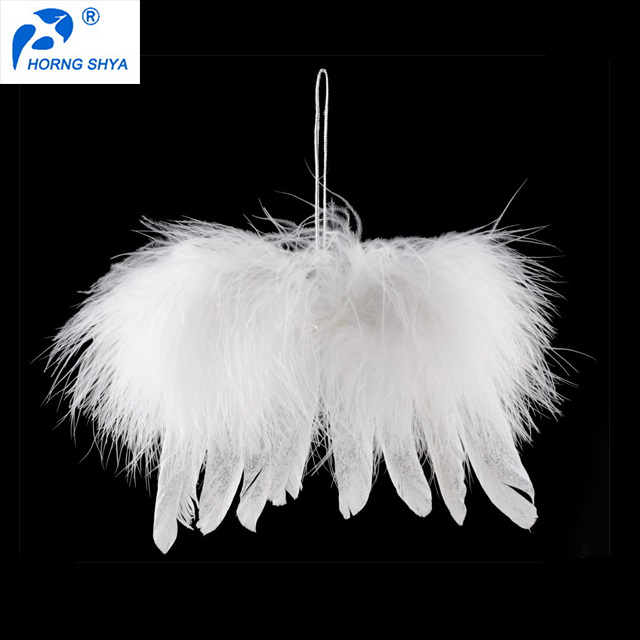High Quality Eco-friendly Environmentally Party Using Infant Feather Wing Butterfly Wings Colored Angel Wings Feathers