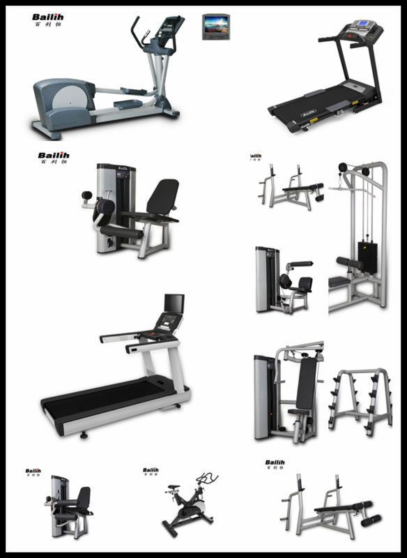 Bailih Fitness Supplieranufacturers At Alibaba Gym Equipment Names