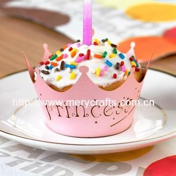Nuevo Diseño Libre De Corte Láser Pastel Princesa Decoración Decoraciones De Fiesta De Cumpleaños Buy Decoraciones De Fiesta De