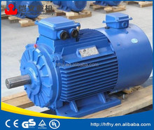 Hoist and crane end beam 3 Phase Induction Geared Motor with Variable Speed