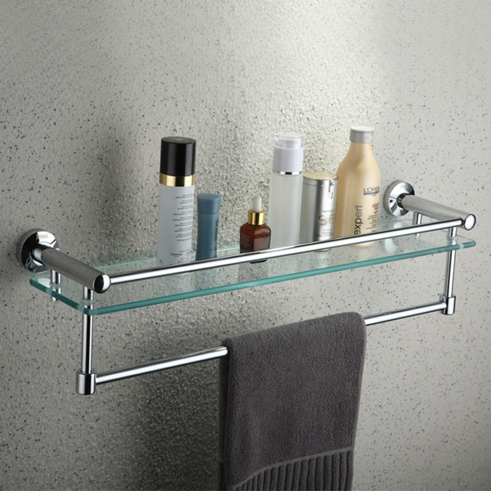 Bathroom racks/Copper bathroom racks/Toilet toilet bathroom rack/Bathroom racks/ wall mount