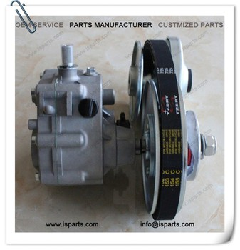 Reverse Gearbox With 3/4