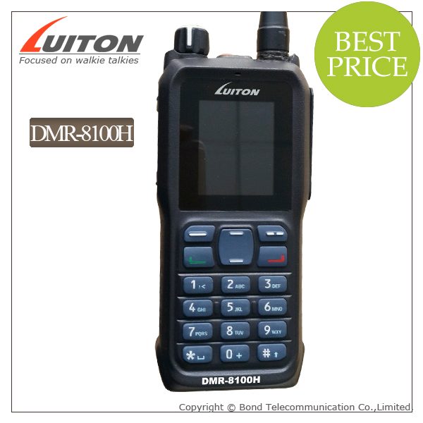digital two way radio compatible with MOTOTRBO