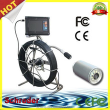 pipeline sewer flexible used endoscope/veterinary video endoscope